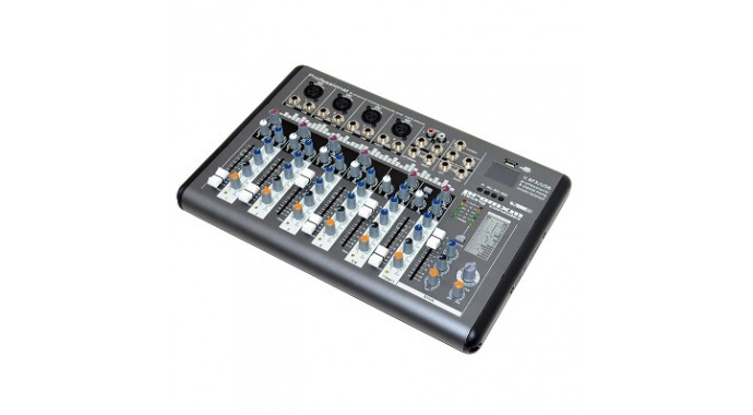 ProMXM V8FX USB - микшер