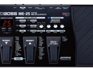 Boss ME-25 Guitar Multuple Effects