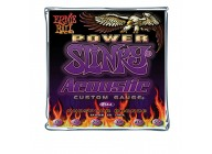 Ernie Ball 2144 Power Slinky Acoustic 13-56