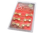 Grover Mini Machine Set Gold 205G