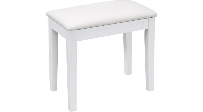 ORLA Bench White Lacquer - банкетка