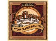 Ernie Ball 2069 Earthwood Nylon Ball End 28-42