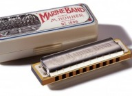Hohner M189693 Marine Band Classic C-major